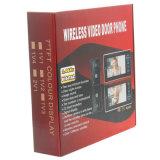 Inländisches Wertpapier-Gebrauch-drahtlose videotür-Telefon-Türklingel