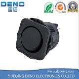12V interruttore di attuatore rotondo inserita/disinserita del PUNTINO LED