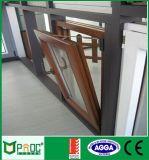 上海の製造業者の美しいアルミニウム傾きおよび回転Windows