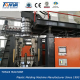 모형 바디를 위한 Tonva 120L 누산기 중공 성형 기계