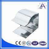 Perfis de alumínio para cercos do chuveiro