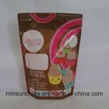 De plastic PE Zak van de Ritssluiting voor de Verpakking van Suiker en Voedsel