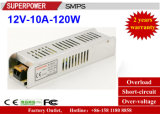12V 10A 120W Strip Power Supply voor LED Light Box
