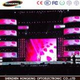 Écran d'intérieur de location élevé d'Afficheur LED de module d'Afficheur LED de la définition P4