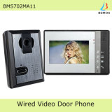 7 Inch Popular Video Door Phone Doorbell Intercom Kit