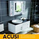 Muebles de baño del gabinete de baño de la vanidad del cuarto de baño de la madera sólida del estilo simple de la calidad superior (ACS1-W15)