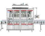 Máquina de rellenar pura del agua mineral de la botella automática del animal doméstico