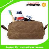 Sacs cosmétiques de vente de mode de couverture fabriquée à la main chaude de feutre pour la course campante