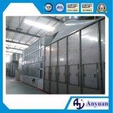 Línea de capa industrial del polvo de Autoamtic con alta calidad