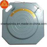 Precisión de la alineación de rueda del alineador de la rueda alta que gira la placa giratoria rotatoria rotatoria Turnplate