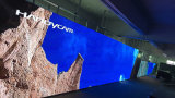 Pantalla de visualización al aire libre de LED de HD P8 SMD3535 para el vídeo de la publicidad al aire libre