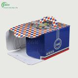 Rectángulo de papel de diseño diverso y nuevo para el regalo (KG-PX016)