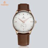 Form-gute QualitätsEdelstahl-Uhrmens-Armbanduhr 72318