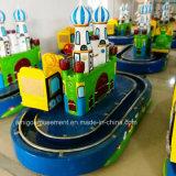 2 игрока зеленеют поезд замока для маленьких ребеят