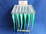 Фильтры карманн краски зеленого цвета F6 эффективности 65%