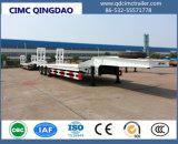 Hochleistungs-LKW Lowbed halb Schlussteil mit 3 Wellen vom China-Lieferanten