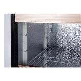 販売の大量のガラス単一のドアの直立したフリーザー