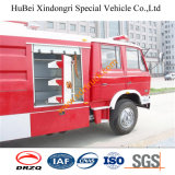 12ton Dongfeng Foam Fire Fighting Vehicle Euro2
