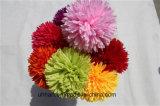 ホーム装飾のための卸し売り人工花のアジサイ擬似POM Poms