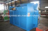 Freio da imprensa da folha de metal de Wc67k 200t4000, máquina de dobra da placa do CNC