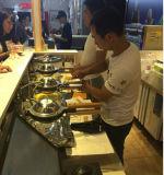 Хлебопек Waffle газа оборудования заедк/Waffle делая машину