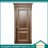 Portes intérieures/extérieures de placage en bois personnalisé de qualité