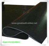 Лист с достигаемостью, EU Gw1004 NBR резиновый, сертификаты ISO9001 фабрики