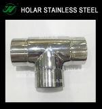 Cotovelo do encaixe do conetor & de cotovelo do corrimão de Foshan & do aço inoxidável de 90 graus