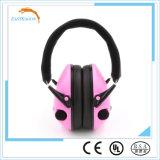 DB eletrônico da proteção de orelha do tiro