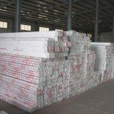 Profil de PVC de fournisseur de profil de guichet de PVC de bonne qualité et profil de plastique