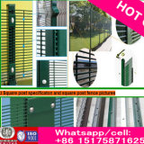 Rich Prision Fence Arame farpado de alta qualidade 358fence / Safety Airport Fence / 358 Anti Climb Fence