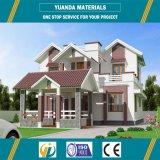 판매를 위한 가벼운 강철 목조 가옥