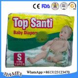 Burkina Faso Top Santi Super Absorbant Baby Diapers