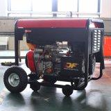 バイソン((h) 6kw 6kVA中国) BS7500dceの長期間の時間信頼できる工場価格のディーゼル発電機セット