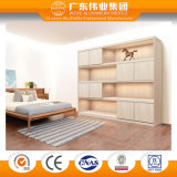 Muebles de aluminio del hogar del estante para libros de los muebles del dormitorio de la buena calidad