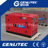 Gerador 10kVA elétrico silencioso portátil com o motor de 2 cilindros