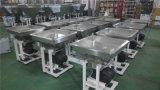 Alimentador vibratorio de acero inoxidable para transportadores