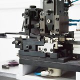 Selbstdraht-Streifen und quetschverbindenmaschine