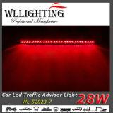 """31.5 """" kit d'avvertimento Emergency della barra chiara dello stroboscopio del veicolo del Consigliere di traffico"""