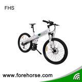 Bavure vélo électrique de montagne d'E-Vélo de 26 pouces