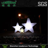 거는 별 가벼운 옥외 점화 LED 크리스마스 별 (LDX-X02)