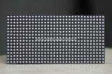 P7.62 módulo Semi-Al aire libre del color amarillo LED para el omnibus