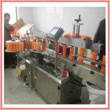 Automatische doppelte Seiten-Etikettiermaschine für Verkauf