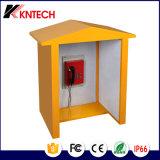 健全な証拠の電話ボックスRF-15 Kntech音響ブース