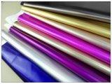 단화, 부대, 훈장, 가구를 위한 금속 양 곡물 인공 가죽, (HS-Y78)