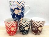 Tazas de café de cerámica de la fabricación de China
