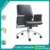 Lederne Büro-Schwenker-Stühle