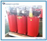 Dessus d'usine vendant l'appareillage électrique transformateur d'alimentation sec de 3 phases petit