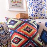 Base decorativa di tela dei cuscini del cotone di lusso durevole