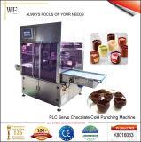 Plc-Servoschokoladen-kalte lochende Maschine (K8016033)